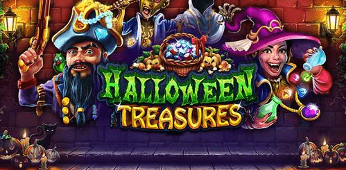 Halloween Treasures Machine a Sous